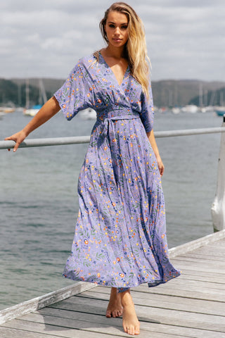 Good Vibrations Maxi Dress