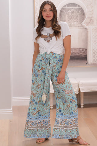 Lost In Paradise Pants