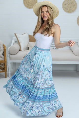 Excalibur Maxi Skirt