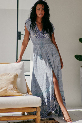 Riverside Maxi Dress