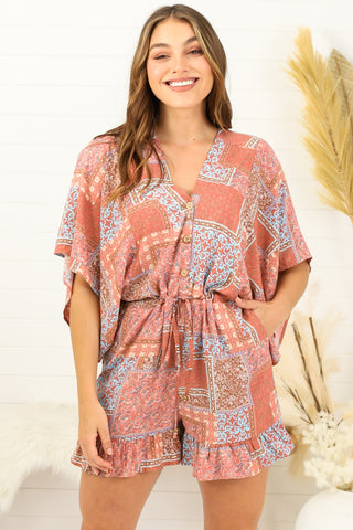 Clarah Playsuit