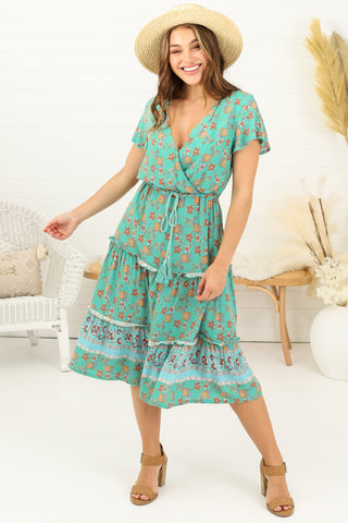 Elloise Maxi Dress