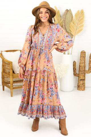 Fairy Dancer Maxi Dress