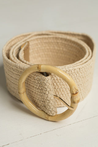 Inka Belt - Cream