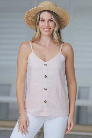 Clifton Top - Blush