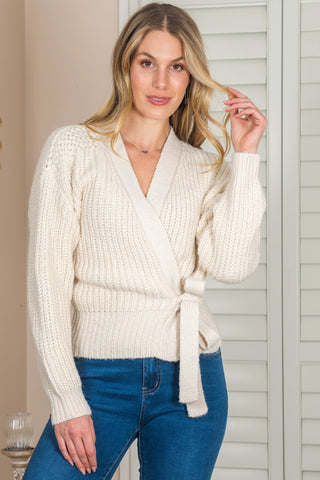 Bristol Cardigan - Cream