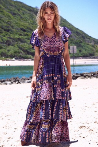 Theo - Nomad Maxi Dress