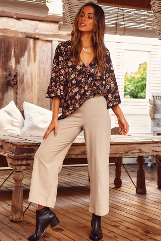 Antonia Pants - Natural