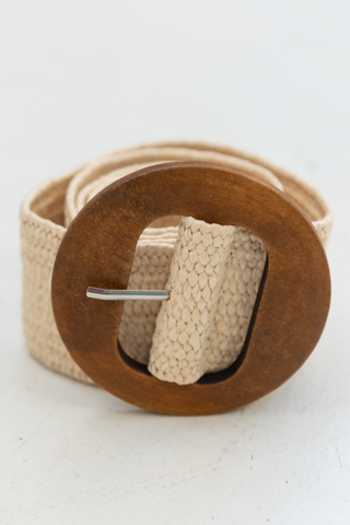 Noemi Belt - Natural
