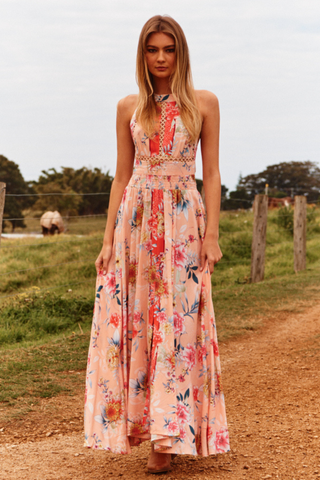 Rose Harper Maxi Dress