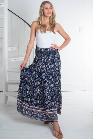 Nash Maxi Skirt/Midi Dress