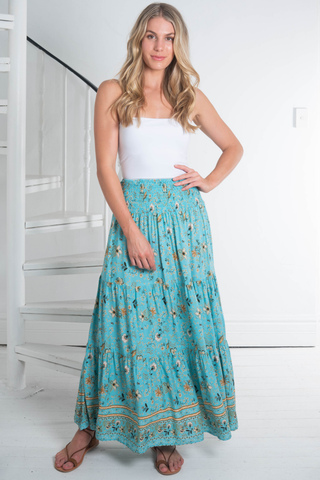 Polaris Maxi Skirt/Midi Dress