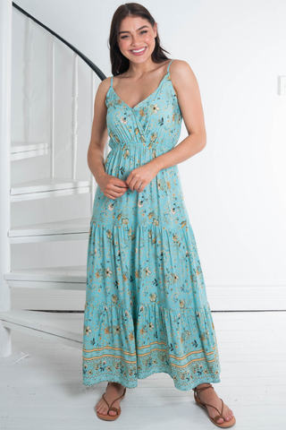 Polaris Maxi Dress
