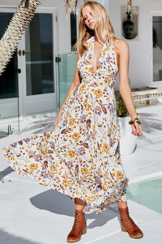 Minnie Maxi Dress
