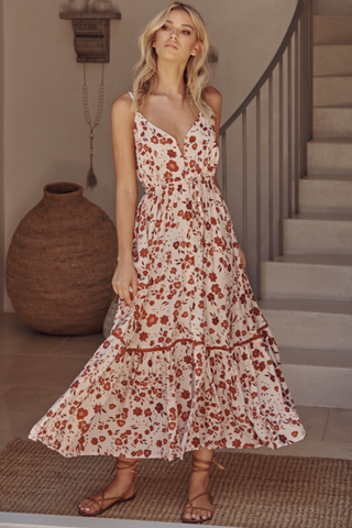 Avilla - Carlo Maxi Dress