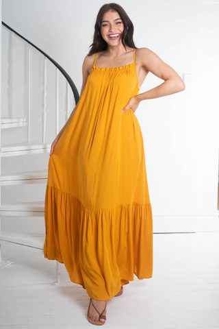 Pinacolada Maxi Dress