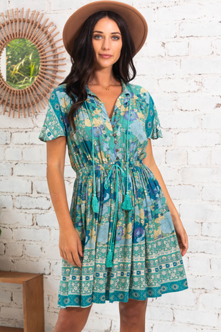 Shorelines Matteo Mini Dress