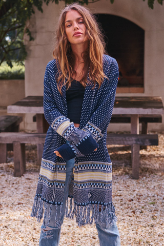 Salt Creek Cardigan