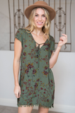 Esme Tunic Mini Dress