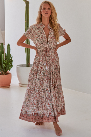 Valerie - Sloane Maxi Dress