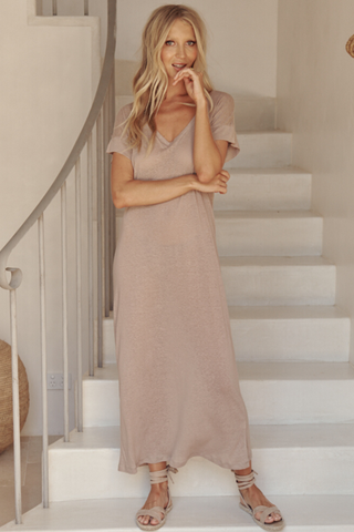 Yarrow Midi Dress