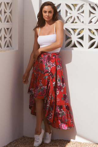 Moulin Rouge Maxi Skirt