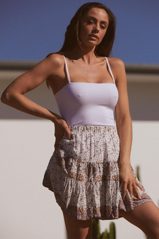 Lulu Mini Skirt