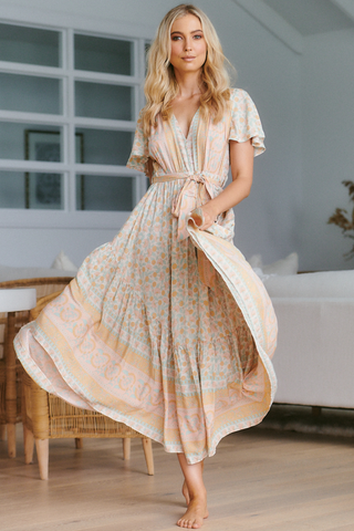 Taurus - Madeline Maxi Dress