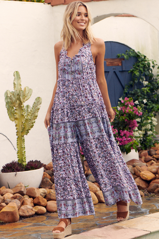 Patchouli Jumpsuit