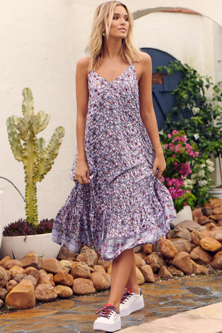 Orbit Maxi Dress