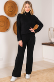 Mazo Knit Set - Black