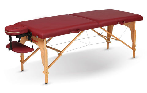 products massage table adjustable acubest portable t with back