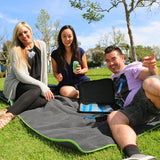 2 Bevpods + 2 Outdoor Blankets Bundle(1 pink, 1 blue) + Free S&H