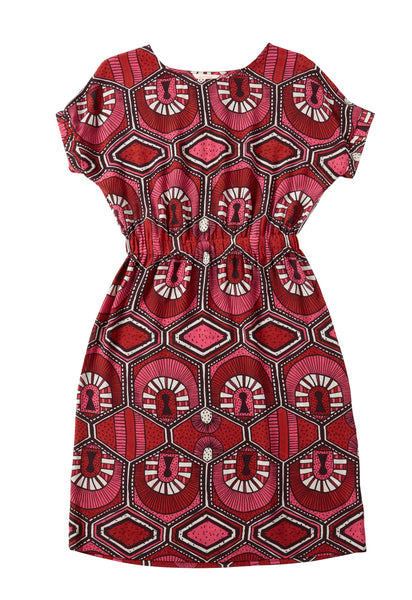 GORMAN 'keyhole' dress | size 8