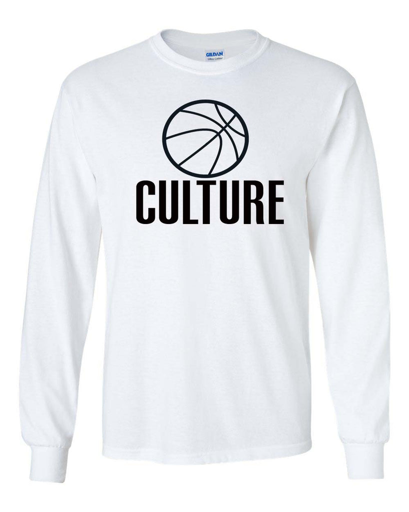 """Basketball Culture"" shirt/tank"