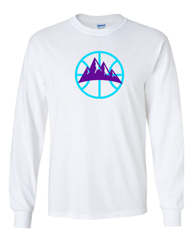 """Ice Mountain"" Long Sleeve"