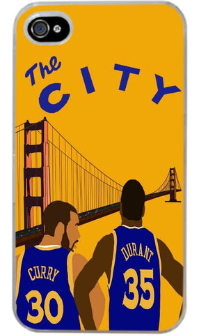 """The City"" Phone Case"