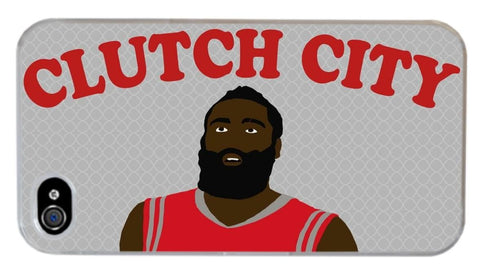 """Clutch City"" Phone Case"