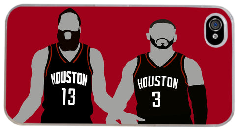 """CP3 to H-Town"" Phone Case"
