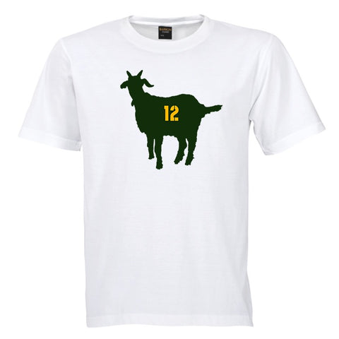 """Rodgers GOAT"" shirt"