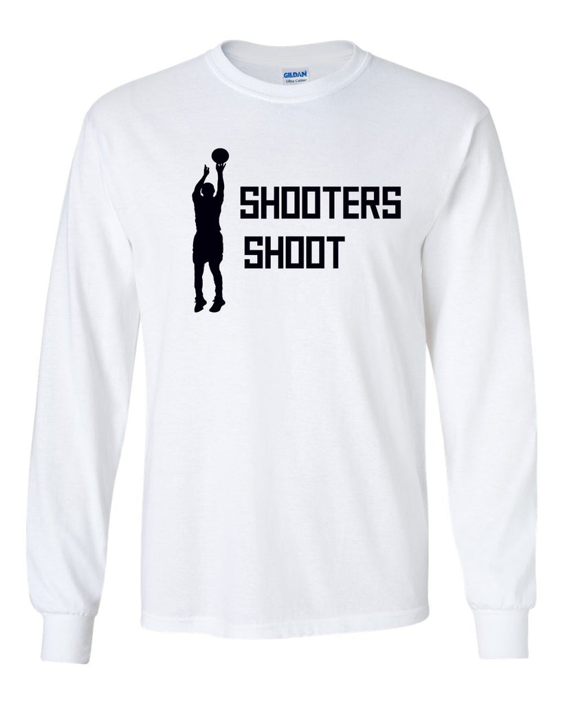 """Shooters Shoot"" shirt"