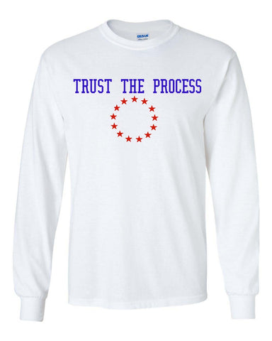 """Trust the Process"" Shirt"