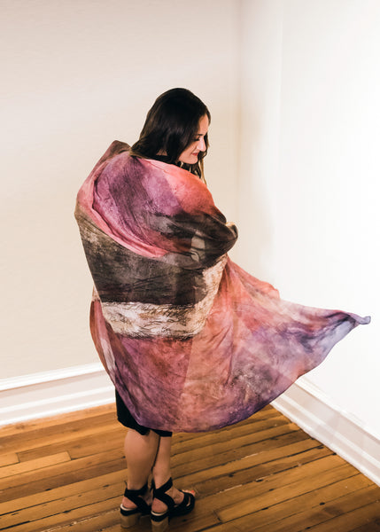 The Abyss Scarf