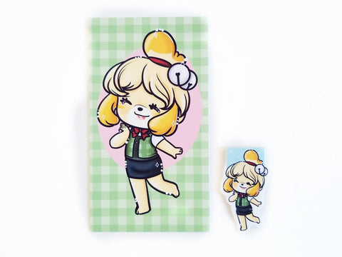 Isabelle planner dashboard or bookmark