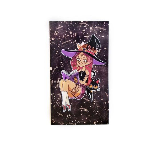 Witchy Babe Magic Study planner dashboard