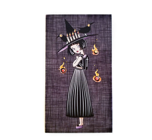 Witchy Babe Fire planner dashboard