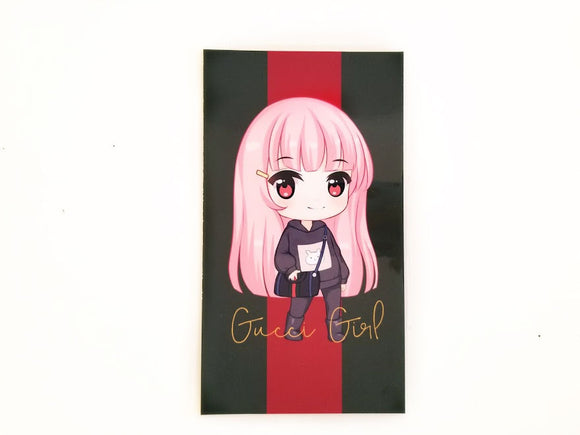 Gucci Girl Elodie planner dashboard