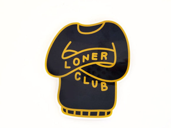 Loner Club Page marker