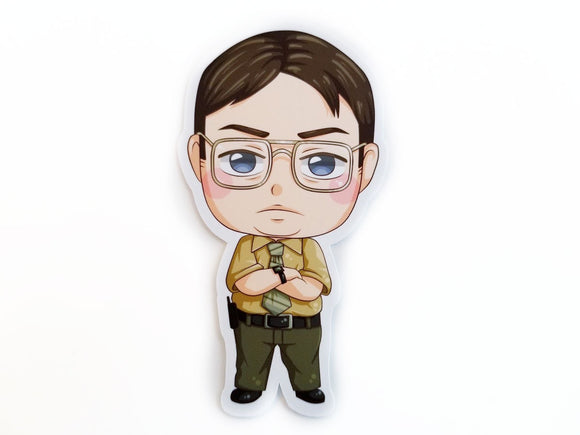 Dwight die cut