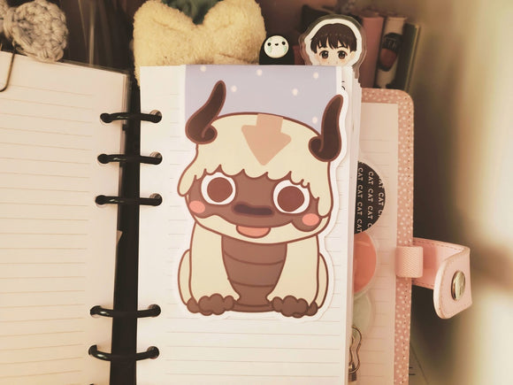 Jumbo Appa magnetic bookmark
